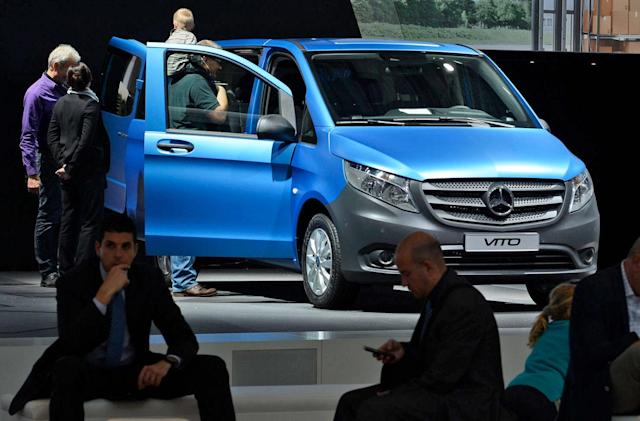 Daimler may be the next automaker embroiled in a diesel scandal