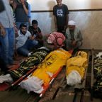 Israel 'thought building was empty' before launching airstrike that killed five children in Gaza