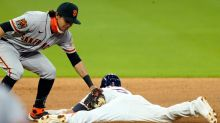 SF Giants have getaway day blues, finish season's longest road trip in forgettable fashion