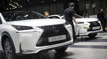 Lexus Loses Its Luster in J.D. Power Quality Study