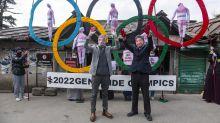Activists aim to boycott Olympics in China