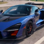The McLaren Senna Set a New VIR Lap Record
