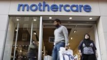 Mothercare records loss after poor summer weather hits sales