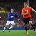 Rooney happy to get Everton homecoming out of way
