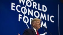 Trump decries climate 'prophets of doom' as he hails 1tn trees plan