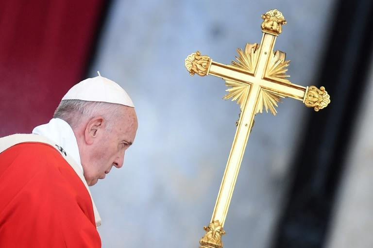 The ultra-conservative wing of the church in the United States frequently takes aim at Francis, saying he is not outspoken enough on various issues