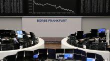 Las bolsas europeas avanzan tras el alivio por la respuesta de Trump a China
