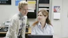 'The Office' stars Jenna Fischer and Angela Kinsey want a reunion movie