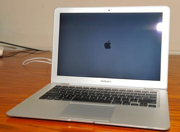 MacBook Air Rev. B mini-review