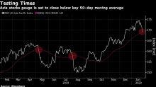 U.S., European Stock Futures Climb; Yuan Steadies: Markets Wrap