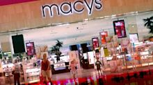 Macy's, J.C. Penney bright spots in market sell-off; Finish Line ousts CEO