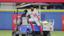 Dexter Fowler's out for season with torn ACL. Who will replace the Angels outfielder?