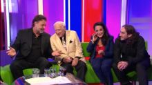 Mel Brooks says what we're all thinking about The One Show