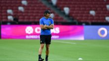 Conte quiet on Lukaku as Inter search for striker