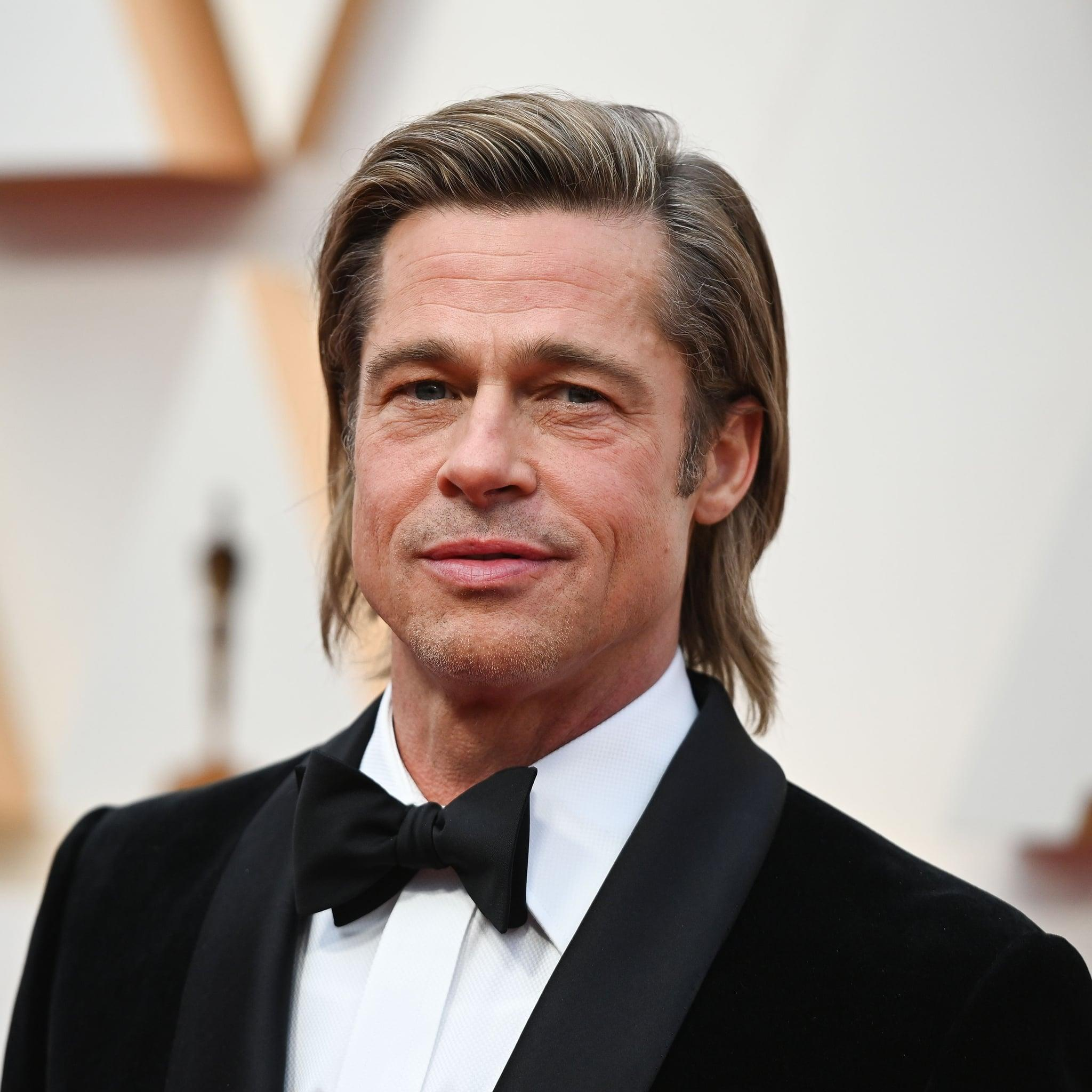 Brad Pitt Is Dating Model Nicole Poturalski As They Re Spotted Vacationing In France