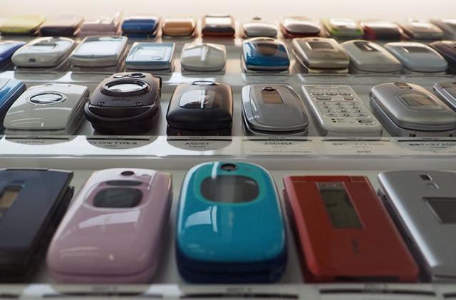 Explaining Japan's feature phone fetish