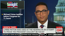 Don Lemon accuses congressman of using African-American woman as 'prop' at Cohen hearing
