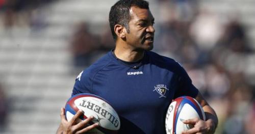 Rugby - Top 14 - UBB - Émile Ntamack quitte à son tour Bordeaux-Bègles