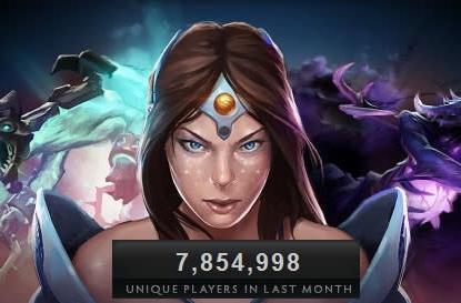 Dota 2's playerbase tops World of Warcraft's subscribership