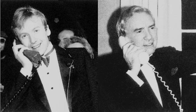 It's been 30 years since Britain's first mobile phone call