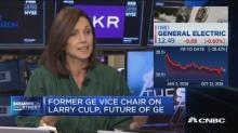 Former General Electric vice chair on the company's futur...