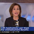 Labor Department Reports More Record Unemployment Levels