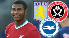 Liverpool transfer news LIVE: Rhian Brewster's future, Ousmane Dembele loan, Gini Wijnaldum plus Premier League updates