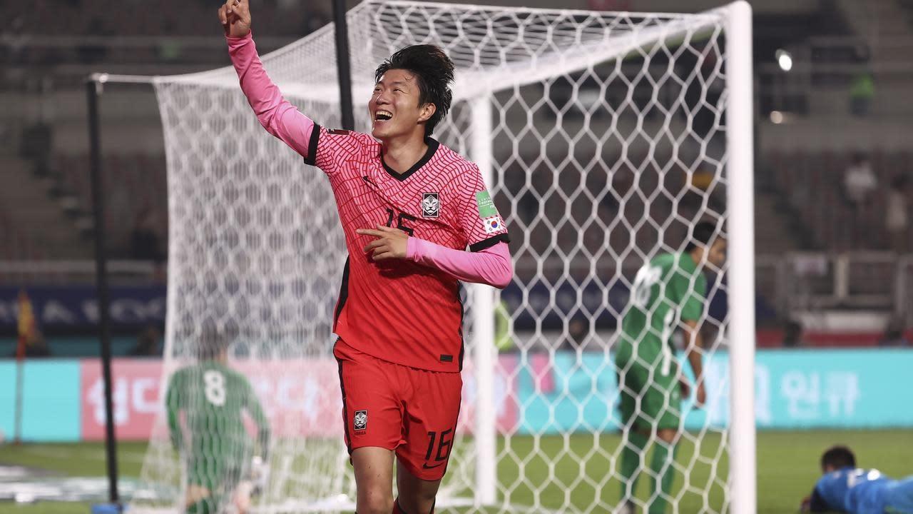 S.Korea beat Turkmenistan in WC qualifier