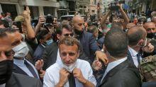 World pledges 250 million euros for Lebanon's people: France