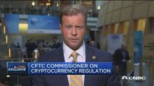 Republican CFTC commissioner on crypto regulation
