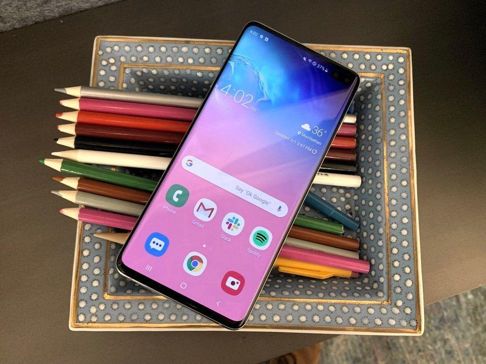 Samsung Galaxy S10 Plus review: A new Android favorite