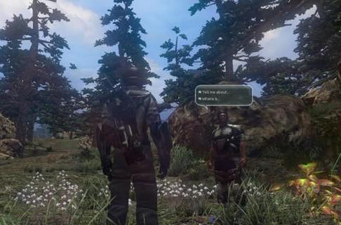 Chat up the NPCs with The Repopulation's new Inquiry System