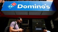 Domino's unveils pizza delivery 'hotspots' as competition rages