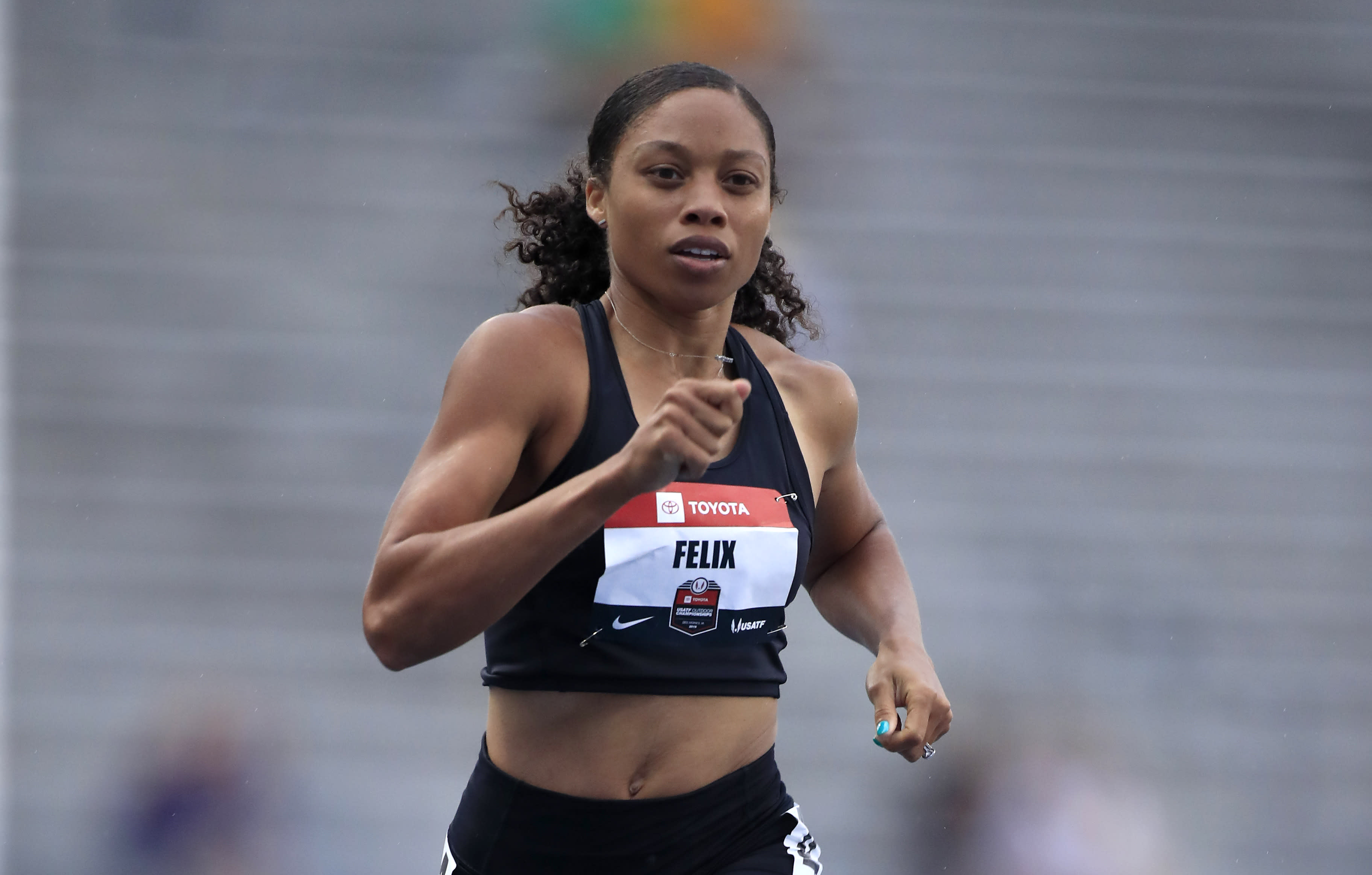 After Nike fallout, Allyson Felix changes sponsorship game
