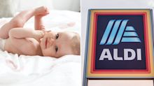 Aldi shoppers outraged over change to popular baby item