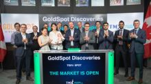 GoldSpot Discoveries Corp. Opens the Market