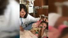 Woman, 62, saves her 2-year-old granddaughter's life through kidney donation