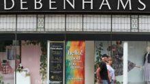 Debenhams hires restructuring firm for potential liquidation