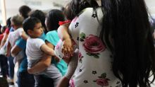 Less than half of 102 migrant children to rejoin parents by deadline