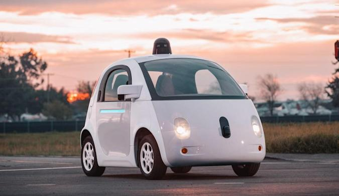 Google publishes the boring details of its self-driving car accidents