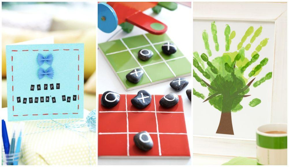Father S Day Craft Ideas You Can Make With The Kids