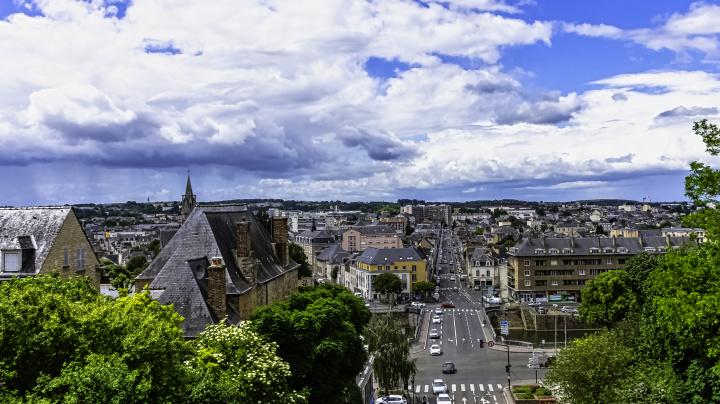 Pour un logement étudiant, c'est la ville la moins chère