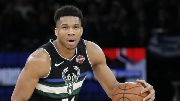 Giannis wants to play with brothers, maybe 'in L.A.'