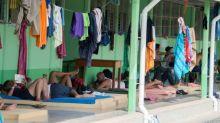 Más de 600 migrantes detenidos en Nicaragua en noviembre