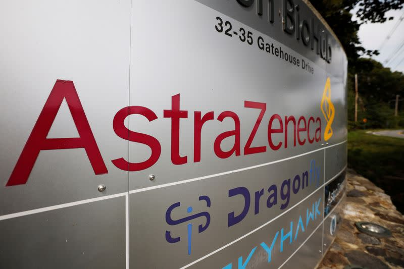 AstraZeneca aims to bring non-U.S. vaccine data before the FDA