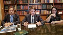 Sem citar Moro, Bolsonaro protesta contra denúncias internacionais que o acusam de genocídio
