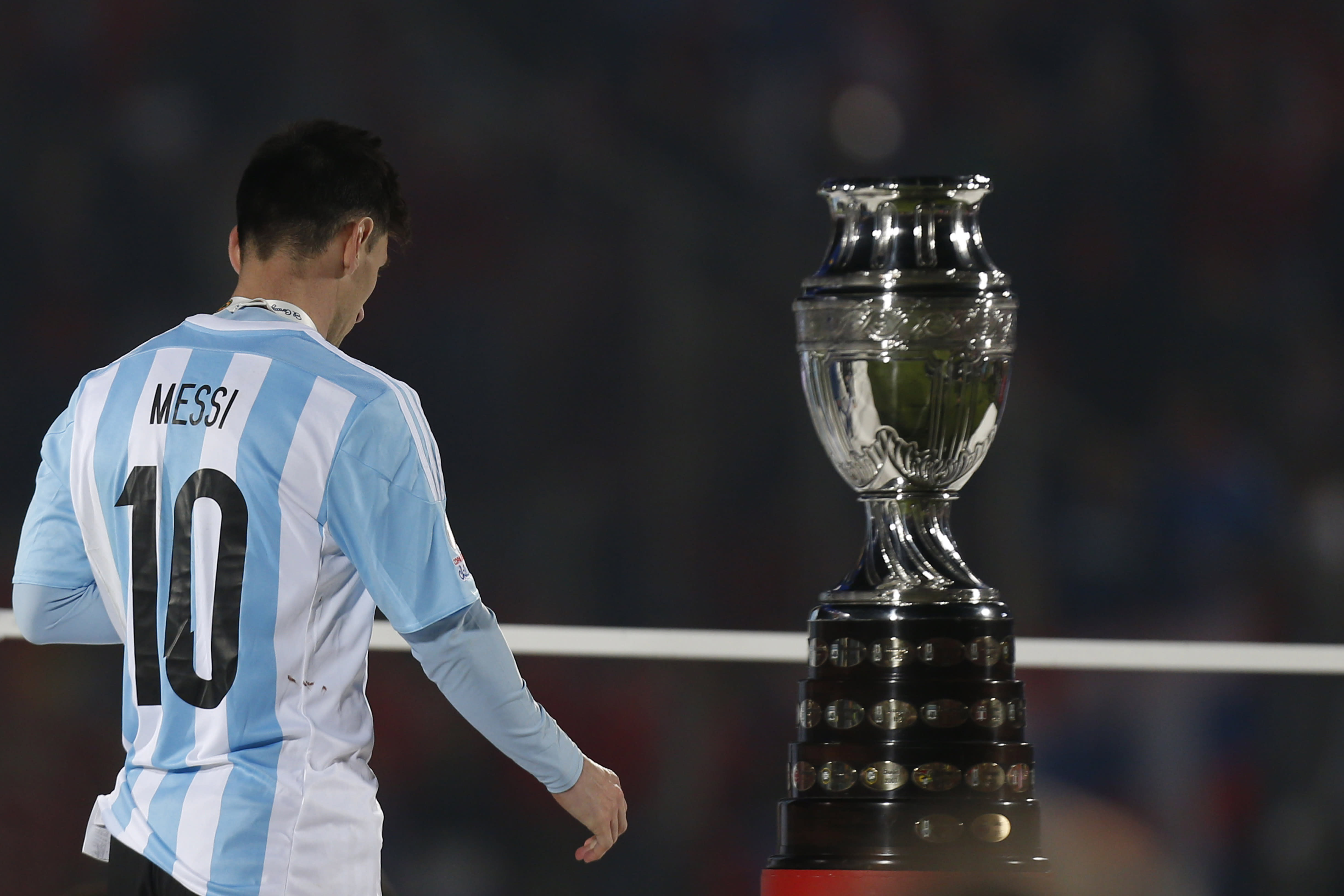 Still No International Glory For Messi And Reason To Let It Tarnish His Legacy