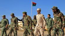 "Haftar promises to protect Libya from ""Turkish invaders"""