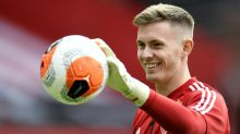 Dean Henderson could make Manchester United debut against Luton in Carabao Cup