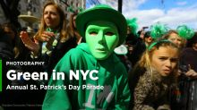 PHOTOS: Going green in NYC